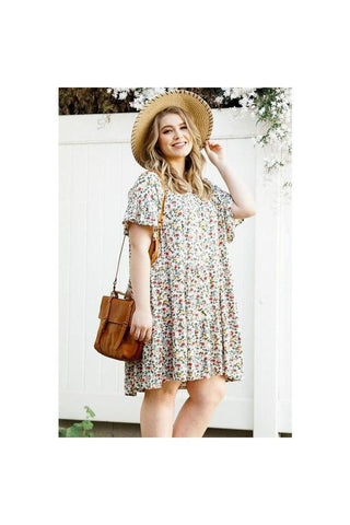 Fleuri Dress