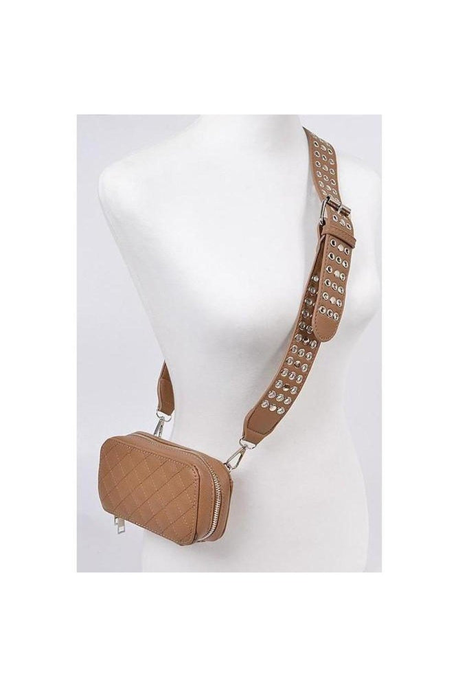 Go-Girl Fanny Pack/Cross Body