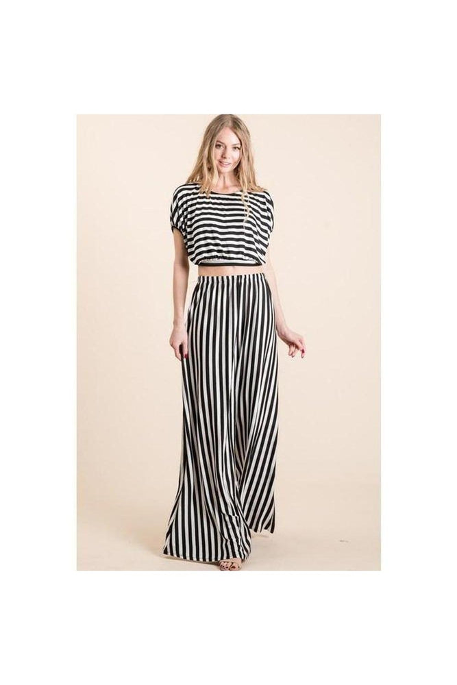 Take It Easy Stripe Set