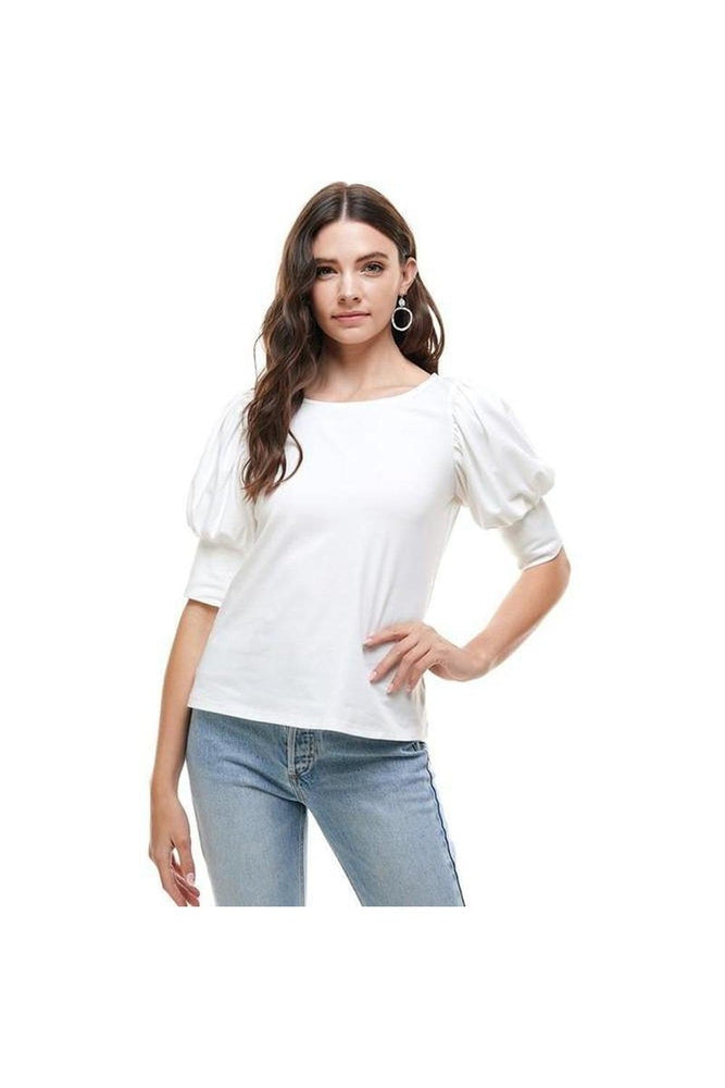 Tara Puff Sleeve Top