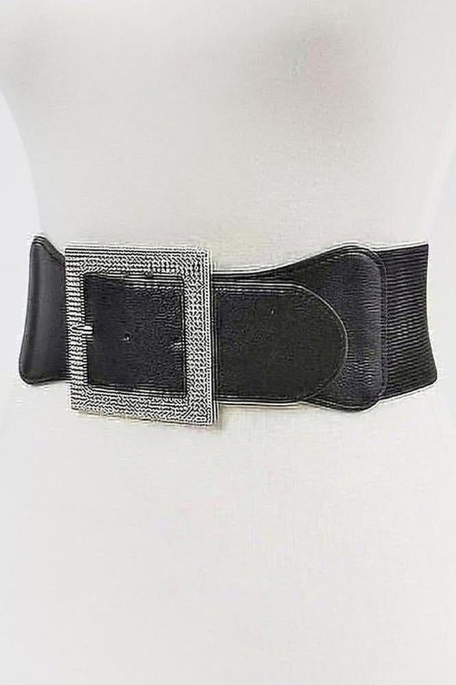 Curvy Stunner Stretch Belt