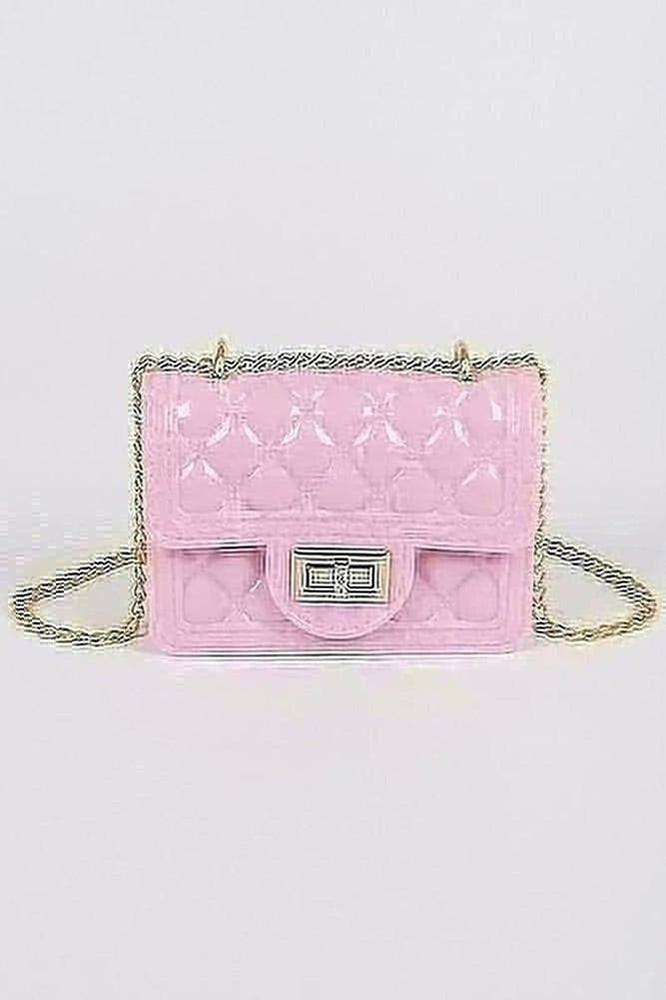 Mini Jelly Crossbody Bag