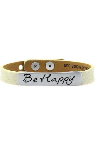Be Happy Bracelet