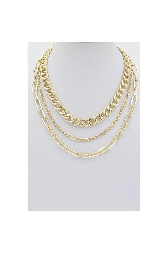 Gina Chain Necklace