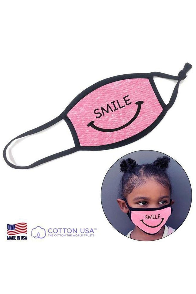 Girls Smile Mask