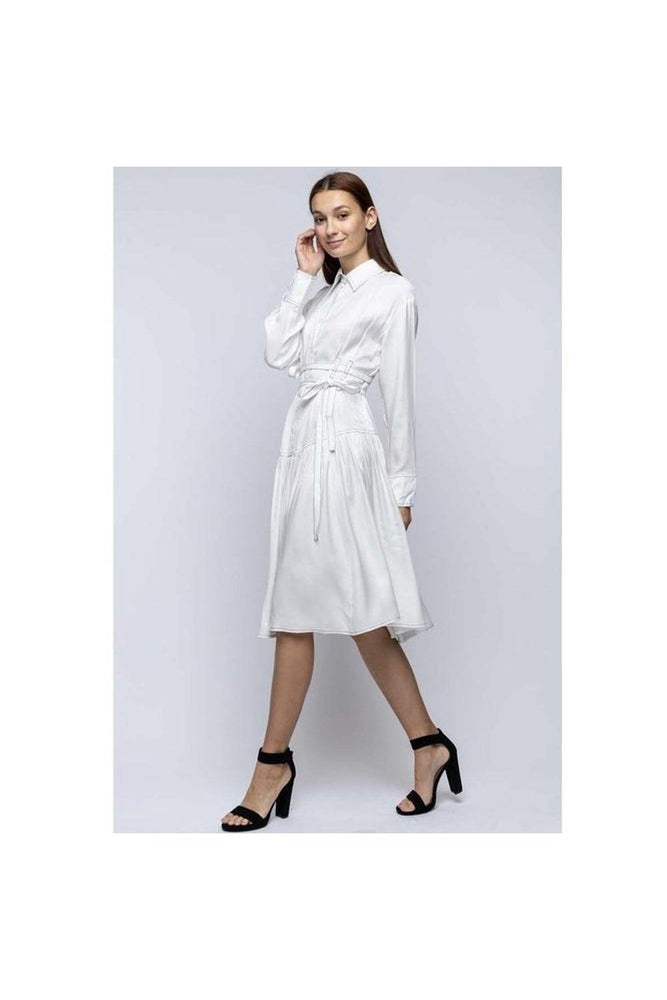 Octavia Shirtdress