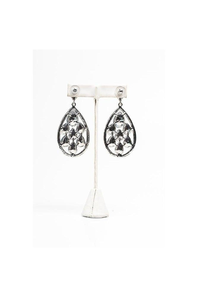 Cluster Drop Earring