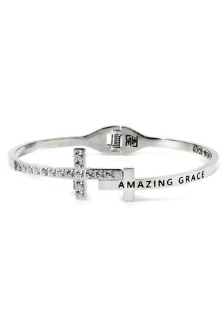 Amazing Grace Bangle