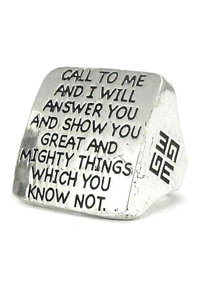 Call to Me Ring