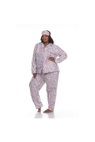 Purrfect Leopard Pajama Set