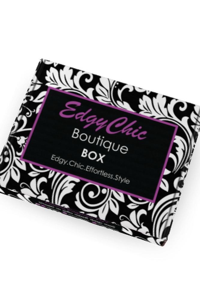 EdgyChic Accessory Box