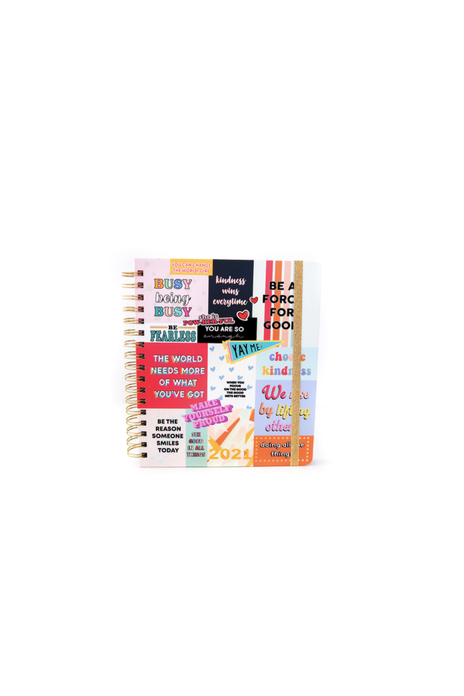 Planner (2020/2021) - Busy Being Busy