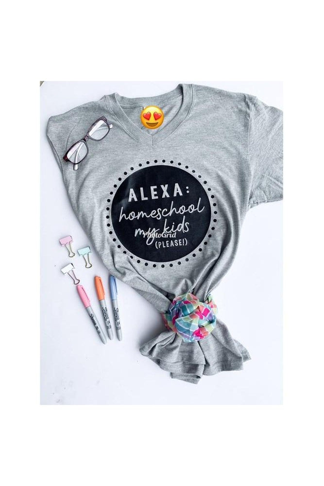 Alexa Home School Tee