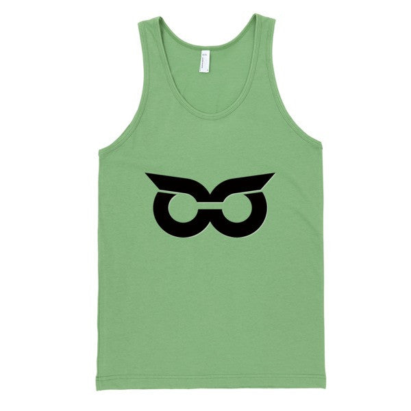 Shady Owl Classic Tank Top Grass Green