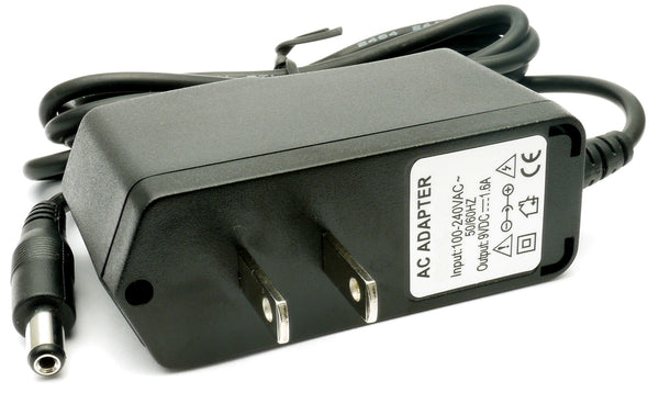 Pedal-Compatible Power Supply