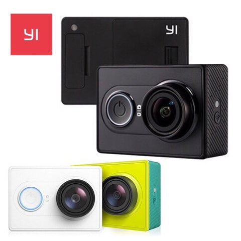 Xiaomi Yi Action Camera Standard Set (Official Singapore Version) - ProPlus