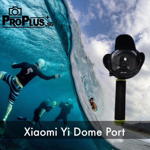 Yi Action Camera Dome Port - ProPlus