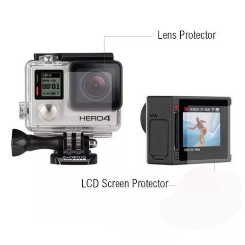GoPro Hero 4 Screen Protector - ProPlus