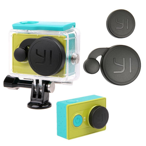 Xiaomi Yi Lens Cover for Original Waterproof Housing - ProPlus