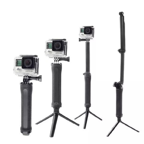 3-way Monopod - ProPlus