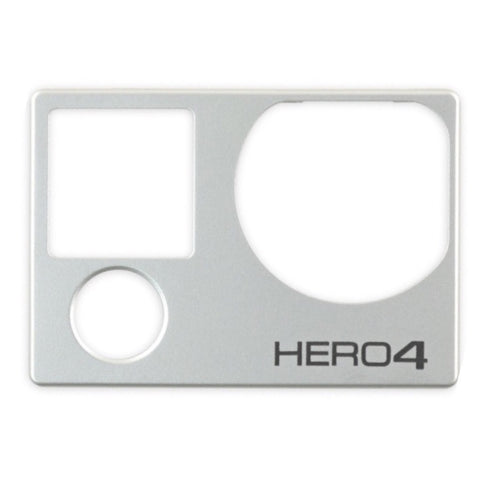 GoPro Hero 4 Replacement Silver Plate - ProPlus