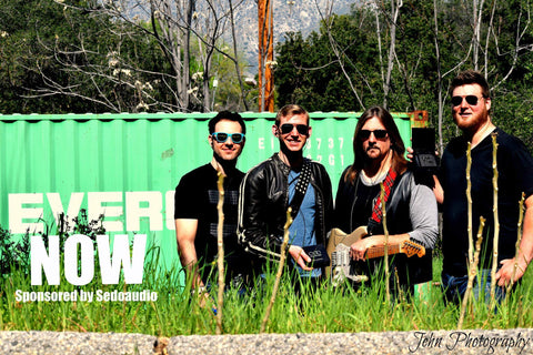 Evernow - Alternative Rock Band