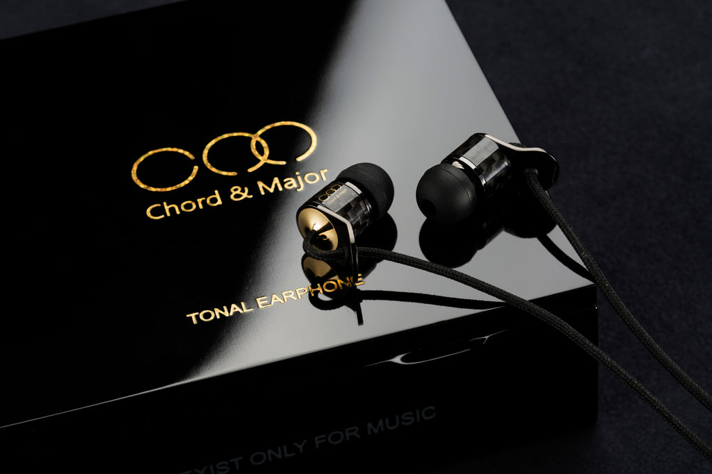 Major 01'16 Electronic Music Tonal Earphones