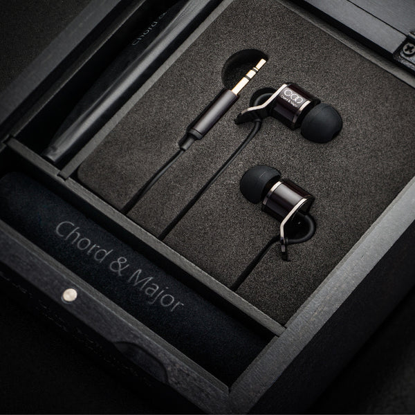 Major 8'13 Rock Tonal Earphones