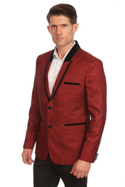 Rayon Red Blazers