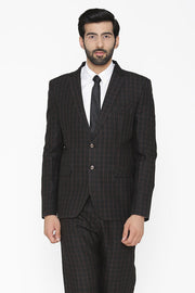 100% Pure Linen by Linen Club Black Blazer