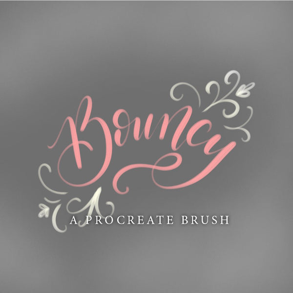 Bouncy Brush - PrintableHaven