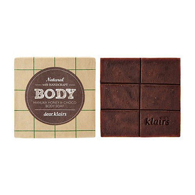 KLAIRS Manuka Honey & Choco Body Soap 100g