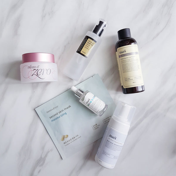 Hall of Fame Skincare Vexi Set