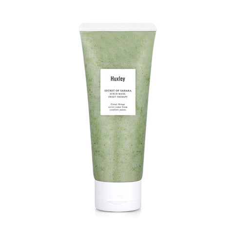 HUXLEY Scrub Mask; Sweet Therapy 120g