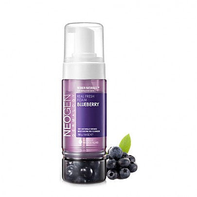 NEOGEN Blueberry Real Fresh Foam Cleanser 160g