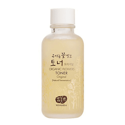 WHAMISA Organic Flowers Original Essence Toner 120ml