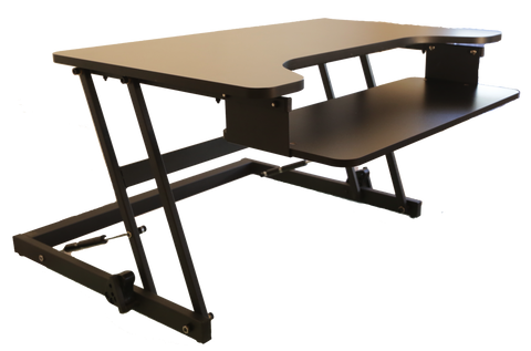 Movility Adjustable Height Standing Desk Riser - standing desk