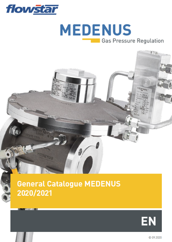 New Medenus Full Product Catalogue 2020 - 2021