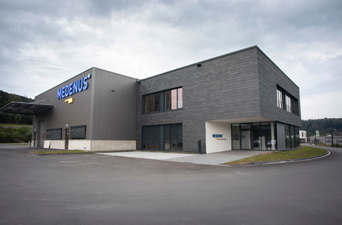 Medenus opne new production facility in Olpe Germany