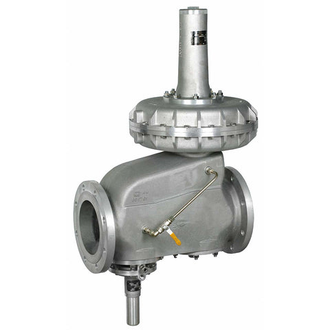 Medenus RS250 Gas Pressure Regulator and Shut Off Valve - Flowstar (UK) Limited