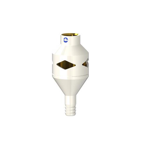 Cat 5 Back Flow Preventer for use on Laboratory Taps