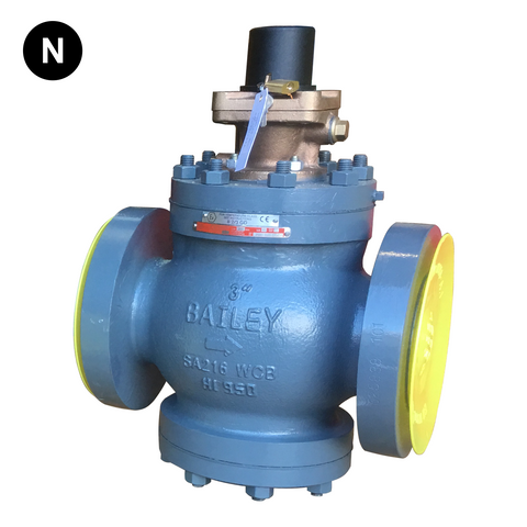 Bailey Birkett G4 Pressure Reducing Valve - Flowstar (UK) Limited - 1