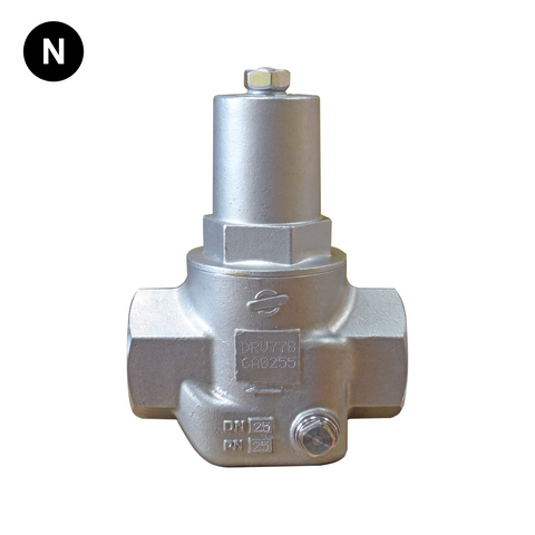 Berluto DRV778 Stainless Steel Reducing Valve - Flowstar (UK) Limited