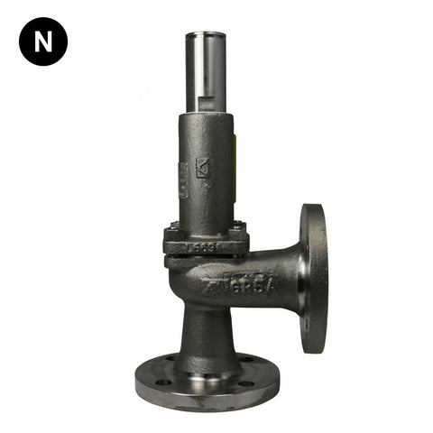Besa 131 Safety Valve - Flowstar (UK) Limited - 2