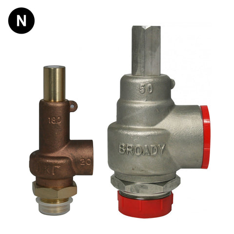 Broady 180 Relief Valve - Flowstar (UK) Limited