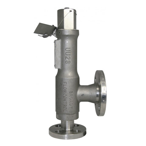 Broady 3600 Balanced Safety Relief Valve - Flowstar (UK) Limited