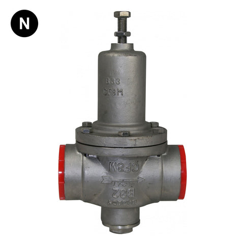 Broady AB Pressure Reducing Valve - Flowstar (UK) Limited