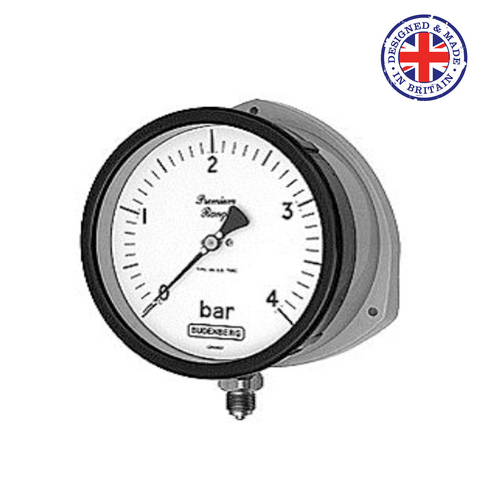 Budenberg 966TGP DMC Cased Pressure Gauge - Flowstar (UK) Limited - 1