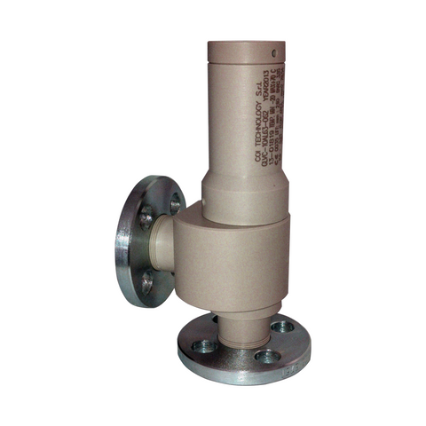 COI TECH Plastic Relief Valves - Flowstar (UK) Limited - 1