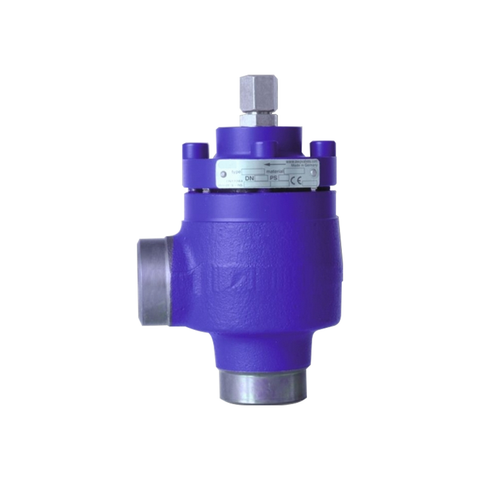 Refrigeration Gas Powered Valves